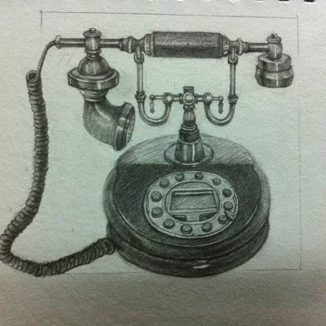 小事 · 我烦透了这部电话